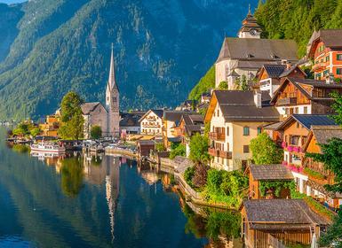 Viajes Austria 2019-2020: Ruta de Salzburgo a Viena