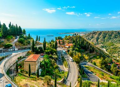 Viajes Sicilia e Italia 2019-2020: La Gran Ruta en Coche Siciliana