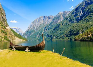 Viajes Noruega 2019: Ruta de los Fiordos y Vikingos