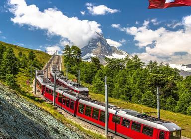 Viajes Suiza 2019-2020: Tour Ginebra, Zermatt, Zúrich y Berna