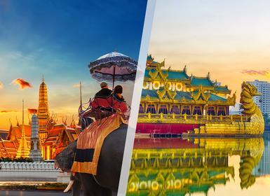 Viajes Tailandia 2019-2020: Bangkok y Yangón
