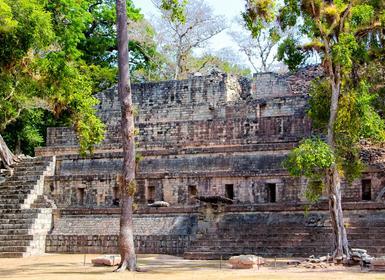 Viajes Honduras y El Salvador 2019-2020: Asentamientos Arqueológicos