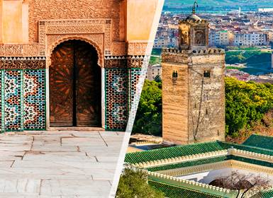 Viajes Marruecos 2019: Combinado Marrakech y Fez en avión